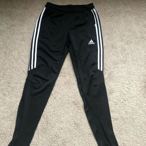Like new Adidas warm up pants